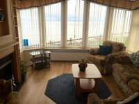 STARTER CARAVAN FOR SALE. IMMACULATE THROUGHOUT. SET ON CHURCH POINT OVERLOOKING NORTH EAST COAST.