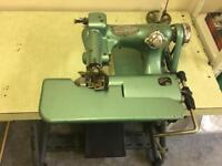Adamson Blind Stitch sewing machine