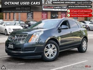 2010 Cadillac SRX Luxury & Performance Collection Accident Free!