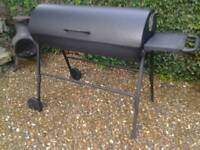 Large barbecue