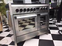 Baumatic Range Cooker With Rotisserie