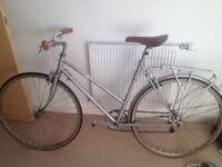 Ladies Vintage Mistral Bicycle Bike