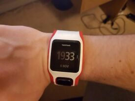 TomTom MultiSport Cardio GPS Watch with Built-in HRM!