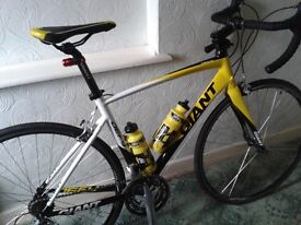 Giant Defy Road Race Bike