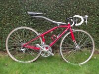 Vintage Allsop Softride Racing Bike. Road Race Cycle Very Rare