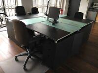Bulo Designer Desks. 4 for sale. Originally cost £600 each!