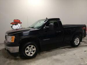 2010 GMC Sierra 1500 SLE ShortBox Reg Cab *FINANCING AVAILABLE*
