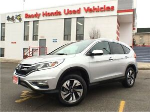 2016 Honda CR-V Touring - Navigation - leather - Power tail gate