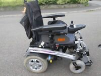 Pride Mobility Fusion Powerchair Motorised Electric Wheelchair, from 'Jazzy Power Chair' range