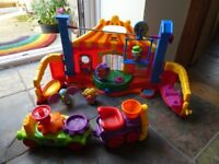 Fisher Price Little People Circus and Train