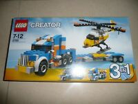 Lego Creator 3 in 1 Transport Truck 5765