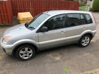 Ford, FUSION, Hatchback, 2011, Manual, 1399 (cc) ZETEC TDCi, 5 doors