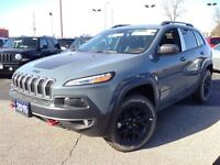 2015 Jeep Cherokee TRAILHAWK***LEATHER***NAVIGATION City of Toronto Toronto (GTA) Preview