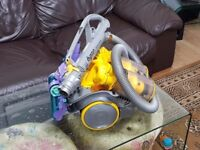 Dyson dc11 bagless vacuum cleaner + brand new motor