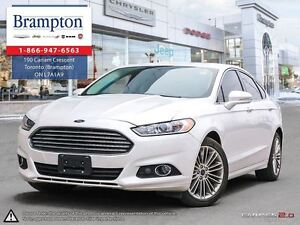 2016 Ford Fusion SE Leather|Nav|Sunroof|Back Up Camera