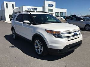 2015 Ford Explorer Limited - AWD, NAV, Heated/Cooled Leather