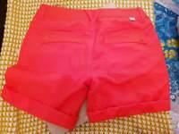 North Face ladies shorts