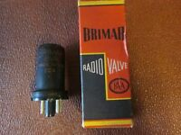 Vintage Brimar Radio Valve