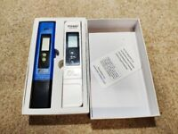 Brand new Water Quality Test Meter Pancellent TDS PH EC Temperature 4 in 1 Set