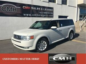 2011 Ford Flex SEL 7-PASS HTD-SEATS PWR-SEAT *CERTIFIED*