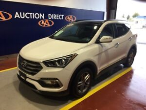 2017 Hyundai Santa Fe Sport 2.4 SE SUNROOF! LEATHER! AWD!