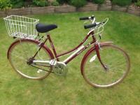 Ladies classic bike