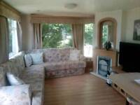 Caravan for rent chapel st leonards dates still available for school hols and sept