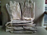 Gloves garden