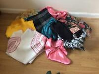 Free fabric -gone pending collection-