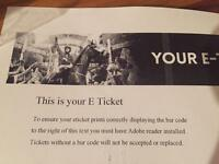 Grand National Ticket - 8th April - Tattersall stand