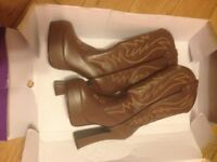 Fancy Dress Boots - Variety of colours