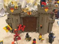 Playmobil Eagle Castle set 5782 with box