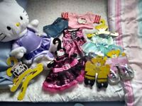 Build a Bear outfits & shoes