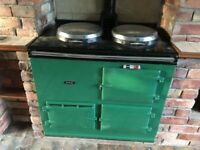 AGA- OCB 90 GREEN FOR SALE
