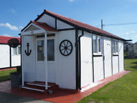 HOLIDAY CHALET( 1 BEDROOM ) sleeps 4 with SOFA BED LEYSDOWN ON SEA ISLE OF SHEPPEY KENT