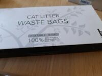 Cat litter Waste bags xlarge 60 no