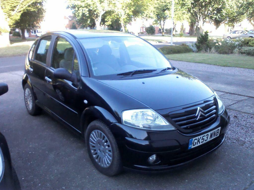 citroen c3 1 4 hdi exclusive 5 door hatchback in spalding lincolnshire gumtree. Black Bedroom Furniture Sets. Home Design Ideas