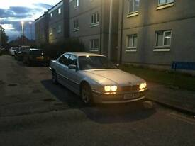 Bmw 735i considering swap. Try me