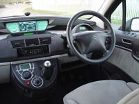 2007 Citroen C8 1997cc diesel Manual 12 months MOT Tax & insured