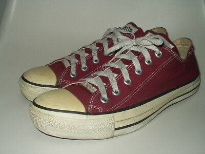 Vintage Converse All star shoes Rare! Made in USA ! 8 Chuck Taylor