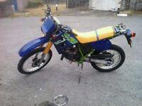 Kawasksi kmx 125