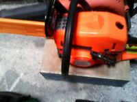 New knk petrol chainsaw