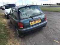 Nissan Micra AUTOMATIC 5 door