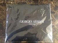 BRAND NEW sealed Armani Duffle Bag