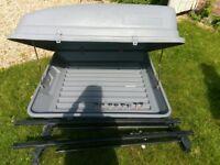 Kar Rite Grey Roof Box 300 400 Series