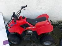 loncin 70cc 4 stroke quad