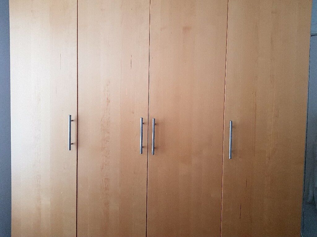 Ikea pax wardrobes Ikea Malm 6 draw and 3 draw | in Wallsend, Tyne and Wear  | Gumtree