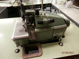 3 Thread Overlock Industrial Sewing Machine - Willcox & Gibbs 500/1, Reduced from £500