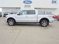 2012 Ford F-150 FX4 Crew cab ***Luxury Package***