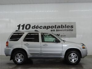 2006 Ford Escape Limited AWD V6
